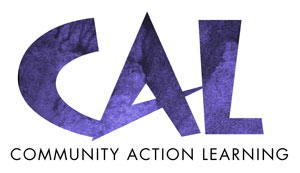 Community Action Learning Logo